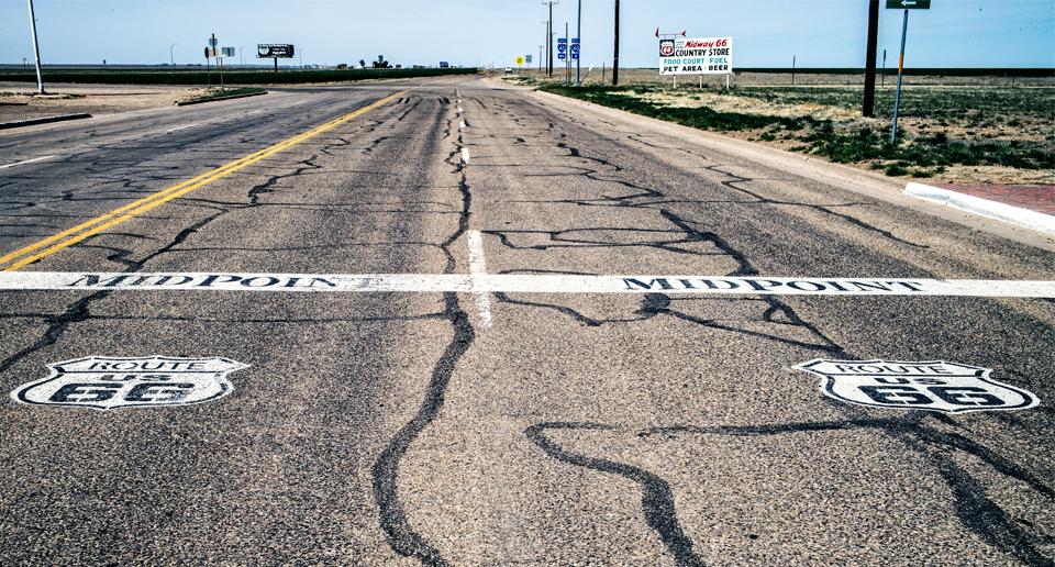 Route 66, dag 7–10
